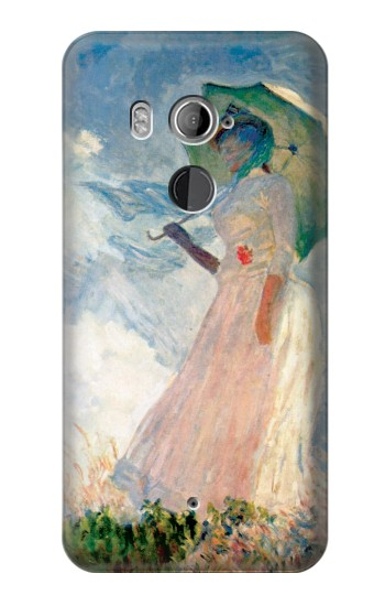 Printed Claude Monet Woman with a Parasol HTC U11+ Case