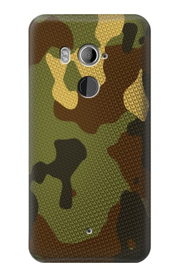 Printed Camo Camouflage Graphic Printed HTC U11+ Case
