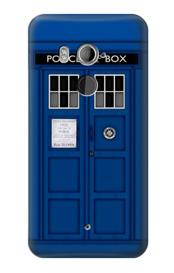 Printed Doctor Who Tardis HTC U11+ Case