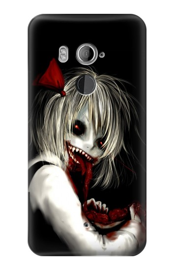 Printed Creepypasta Creepy Pasta HTC U11+ Case