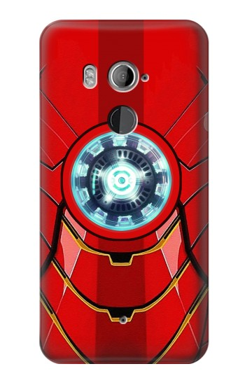 Printed Ironman Armor Arc Reactor Graphic Printed HTC U11+ Case