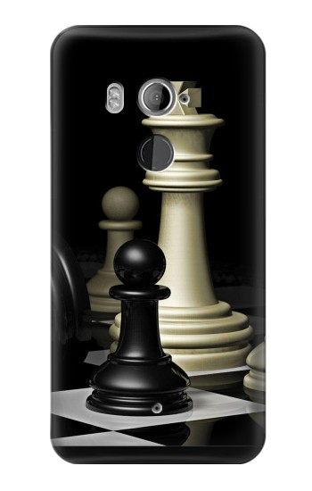 HTC U11+ Chess King Case Cover