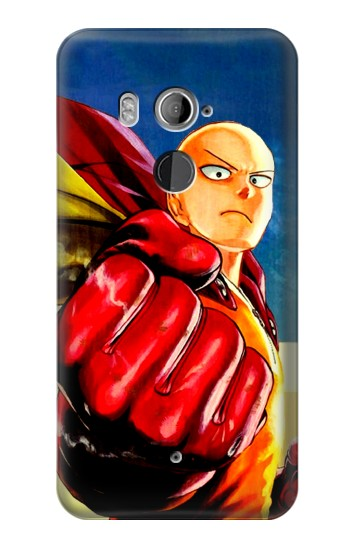 Printed Saitama One Punch Man HTC U11+ Case