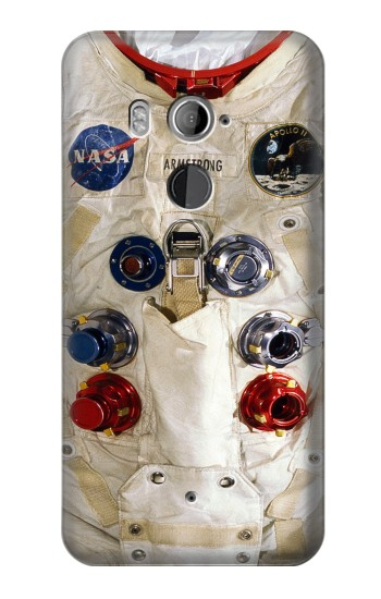Printed Neil Armstrong White Astronaut Spacesuit HTC U11+ Case
