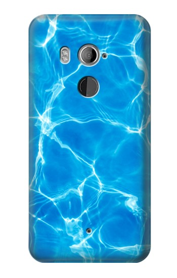 Printed Blue Water Swimming Pool HTC U11+ Case