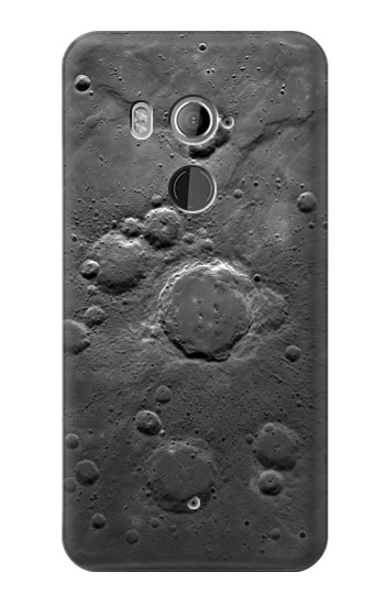 Printed Moon Surface HTC U11+ Case