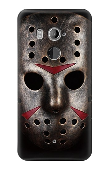 Printed Jason Mask HTC U11+ Case