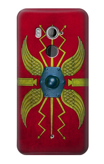 Printed Roman Shield Scutum HTC U11+ Case
