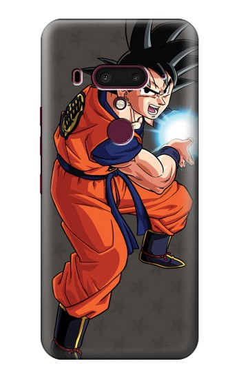 Printed Dragonball Z Goku HTC U12+ Case
