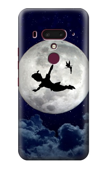 Printed Peter Pan HTC U12+ Case