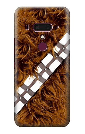 Printed Chewbacca HTC U12+ Case