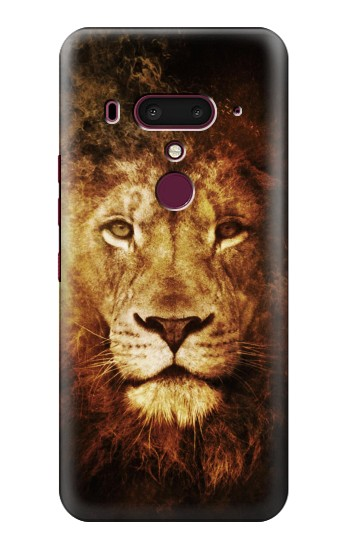 Printed Lion HTC U12+ Case