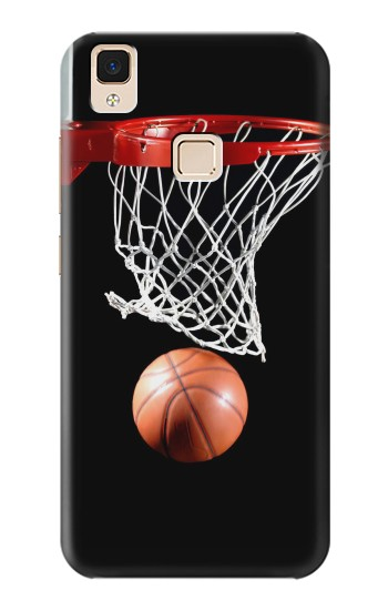 Printed Basketball Apple iPad Air Case