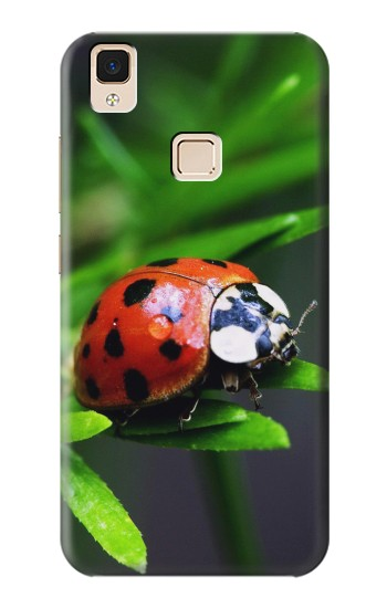 Printed Ladybug Apple iPad Air Case