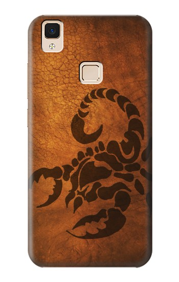 Printed Scorpion Tattoo Apple iPad Air Case