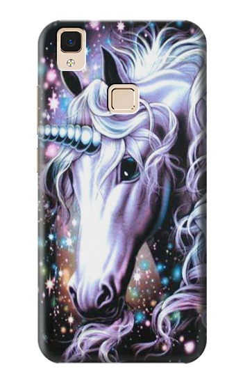 Printed Unicorn Horse Apple iPad Air Case