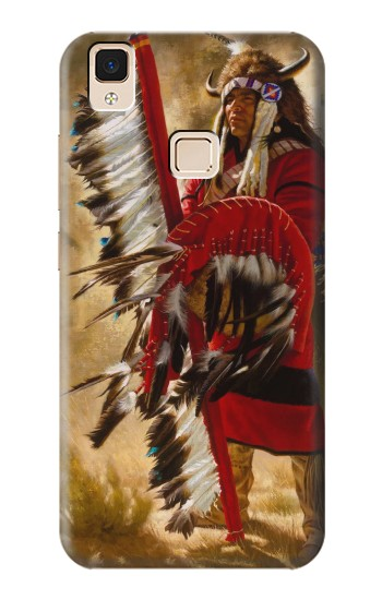Printed Red Indian Apple iPad Air Case