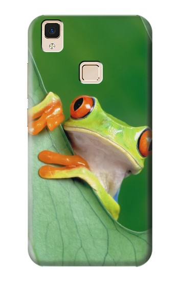 Printed Little Frog Apple iPad Air Case