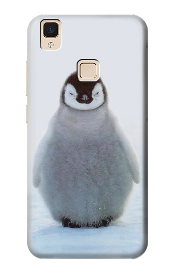 Printed Penguin Ice Apple iPad Air Case
