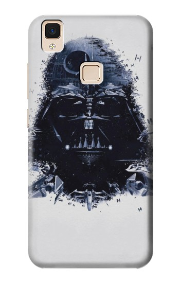 Printed Darth Vader Apple iPad Air Case