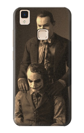 Printed Jokers Together Apple iPad Air Case