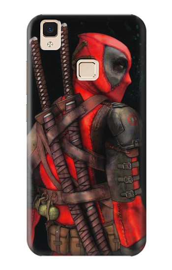 Printed Deadpool 2 Apple iPad Air Case