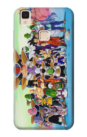 Printed Dragon Ball Z Apple iPad Air Case