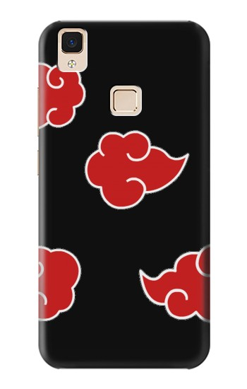 Printed Naruto Akatsuki Cloak Apple iPad Air Case