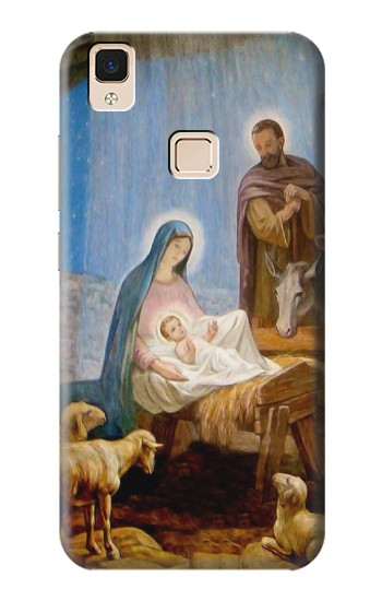Printed The Nativity Apple iPad Air Case