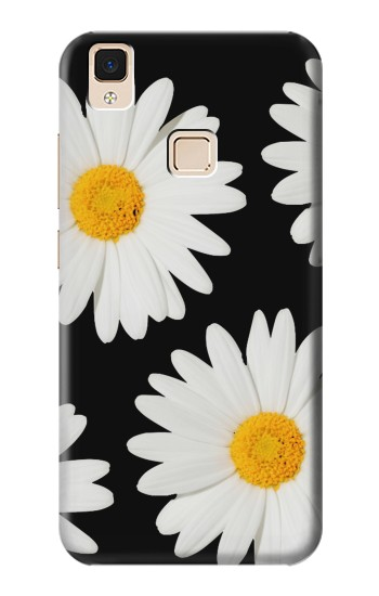 Printed Daisy flower Apple iPad Air Case