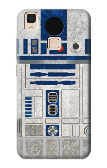 Printed Vintage R2D2 Minimalist Apple iPad Air Case