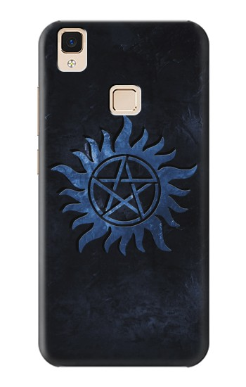 Printed Supernatural Anti Possession Symbol Apple iPad Air Case