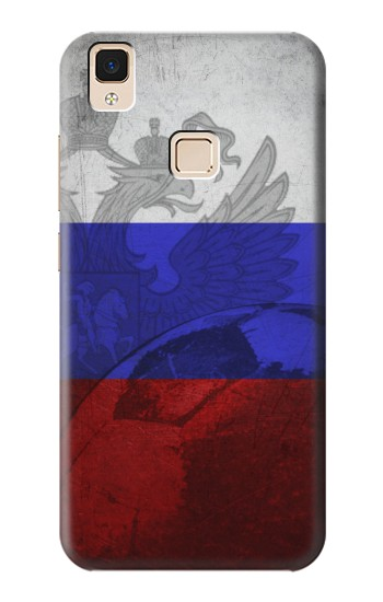 Printed Russia Football Flag Apple iPad Air Case