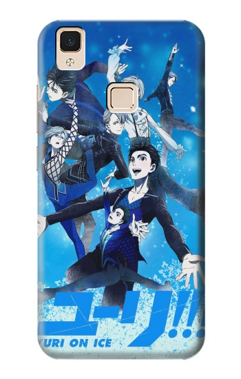 Printed Yuri On Ice Apple iPad Air Case