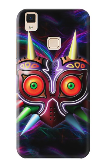 Printed The Legend of Zelda Majora Mask Apple iPad 3 / 4 Case