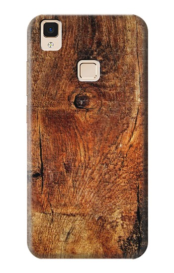 Printed Wood Skin Graphic Apple iPad 3 / 4 Case