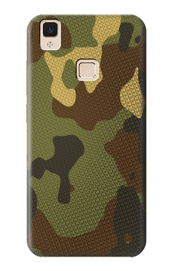 Printed Camo Camouflage Graphic Printed Apple iPad 3 / 4 Case