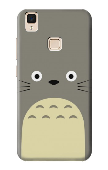 Printed My Neighbor Totoro Minimalist Apple iPad 3 / 4 Case