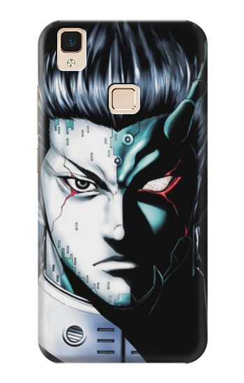 Printed Terra Formars Komachi Shokichi Apple iPad 3 / 4 Case