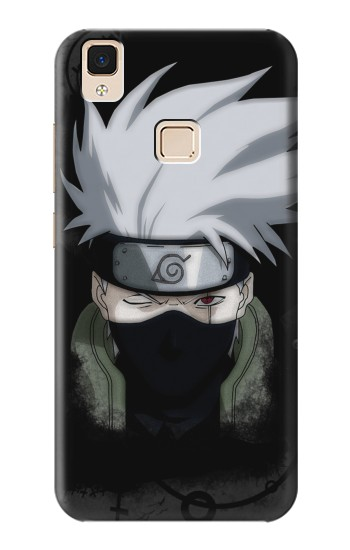 Printed Hatake Kakashi 6th Hokage Naruto Apple iPad 3 / 4 Case