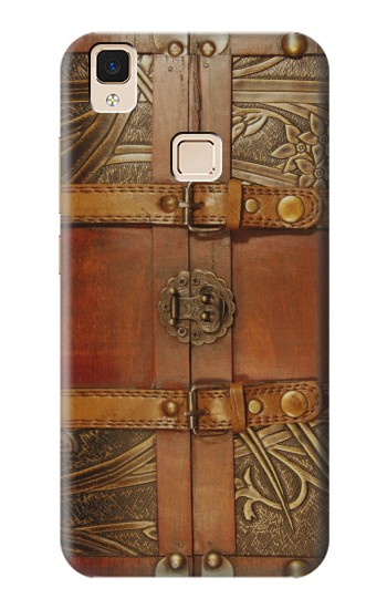 Printed Treasure Chest Apple iPad 3 / 4 Case