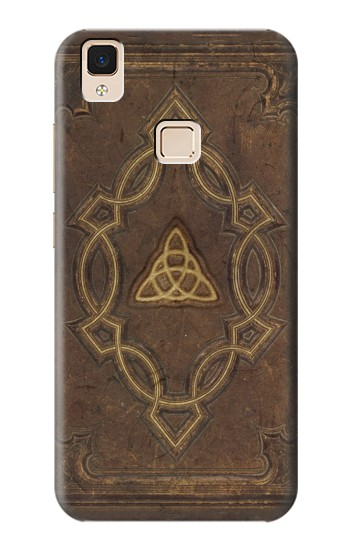 Printed Spell Book Cover Apple iPad 3 / 4 Case