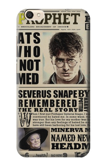 Printed Harry Potter Daily Prophet alcatel Pop S9 Case