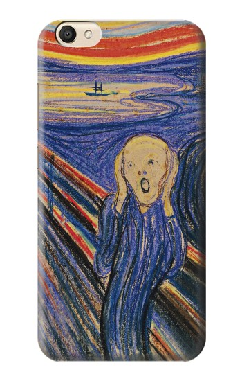 Printed Edvard Munch The Scream alcatel Pop S9 Case