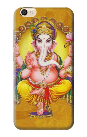 Printed Lord Ganesh Hindu God alcatel Pop S9 Case