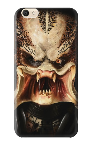 Printed Predator Face alcatel Pop S9 Case