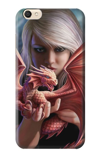 Printed Baby Red Fire Dragon alcatel Pop S9 Case