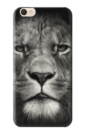 Printed Lion Face alcatel Pop S9 Case