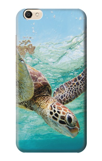 Printed Ocean Sea Turtle alcatel Pop S9 Case