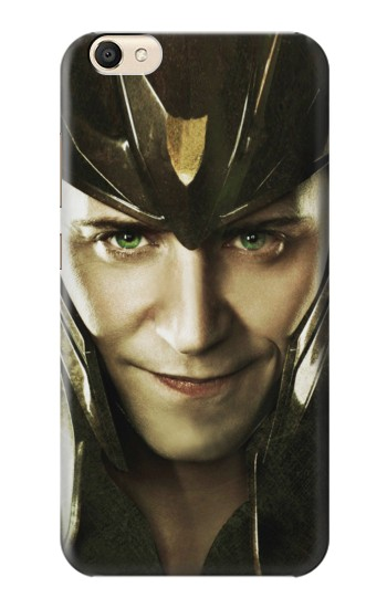 Printed Loki Face Asgard alcatel Pop S9 Case